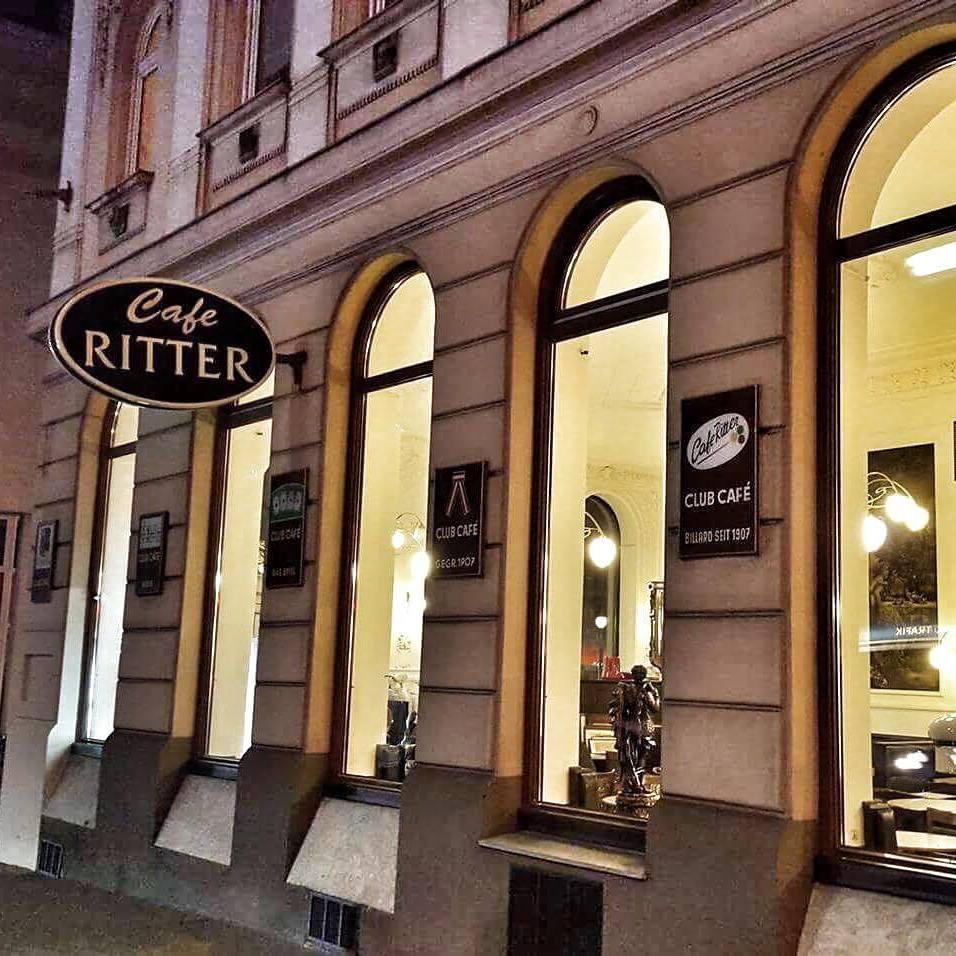 Cafe Ritter in Ottakring: Comeback einer Legende (Bild: facebook.com/Roman Kratky)