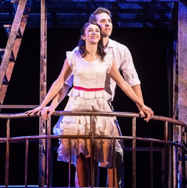 "Kult-Musical ""West Side Story"" gastiert in Wien! (Bild: West Side Story)"
