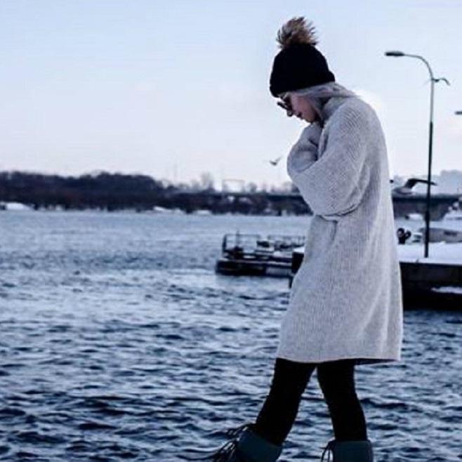 5 Winter-Looks, um die euch alle beneiden werden (Bild: Instagram)
