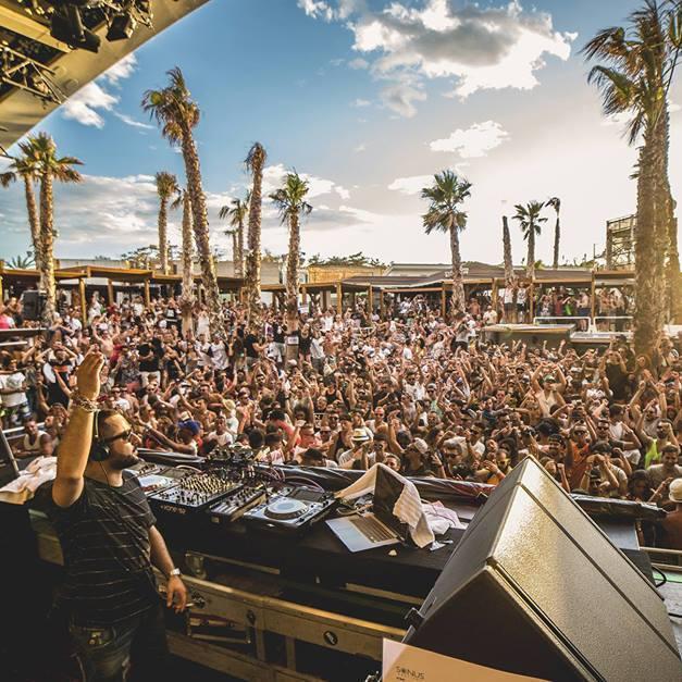 Der Sommer kommt: DON DIABLO live am Beach! (Bild: ANTONIO HANT CORALLO)