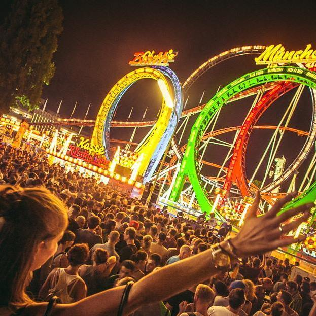 Prater-Festival mitten in Wien! (Bild: Philipp Lipiarski / www.goodlifecrew.at)