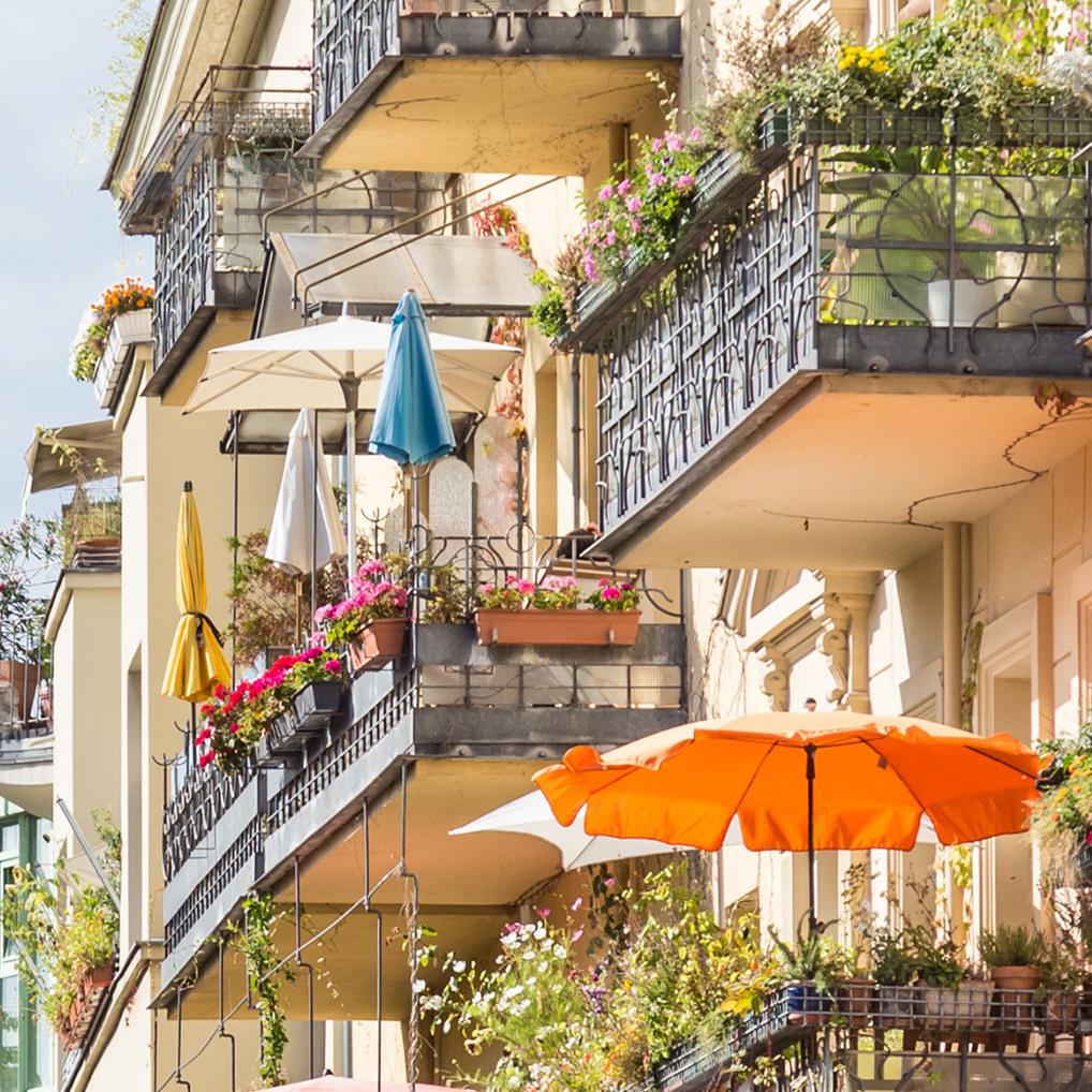 Urlaub auf Balkonien: Die neuesten Outdoor-Trends! (Bild: thinkstockphotos.de)