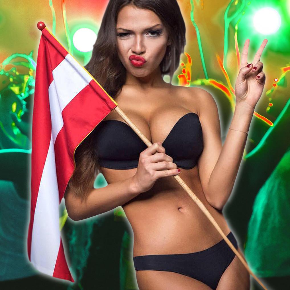 In Wiens Untergrund: Model startet Geheimclub! (Bild: Frank Teich Photography)
