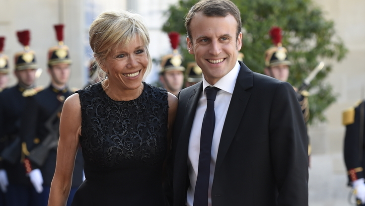 Brigitte Macron - Die frühere Lehrerin wird jetzt Premiere Dame