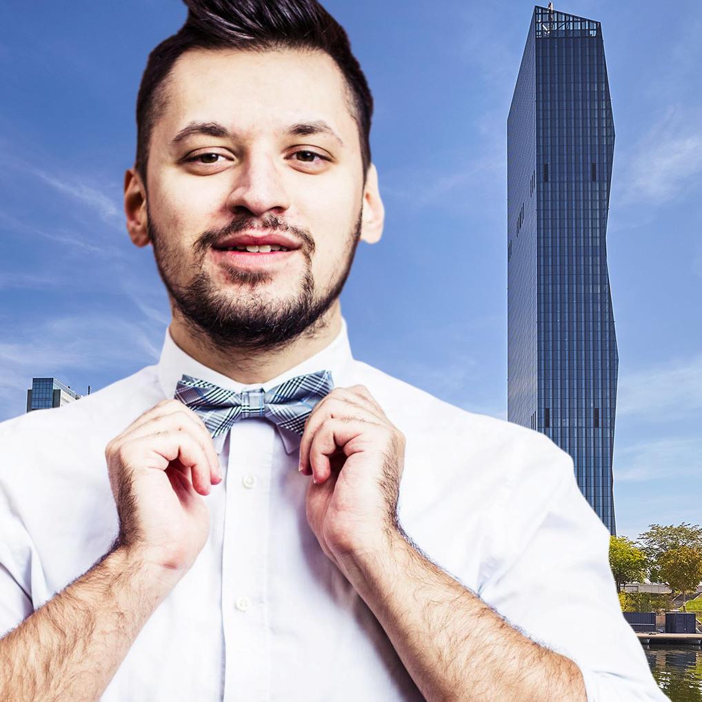 Slomo: In der City zählt nur die Donaustadt! (Bild: thinkstockphotos.com / SLOMO)