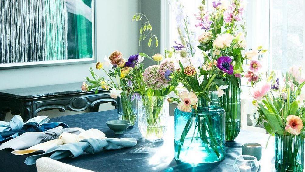so bleiben schnittblumen l nger frisch kleine handgriffe bauen wohnen. Black Bedroom Furniture Sets. Home Design Ideas