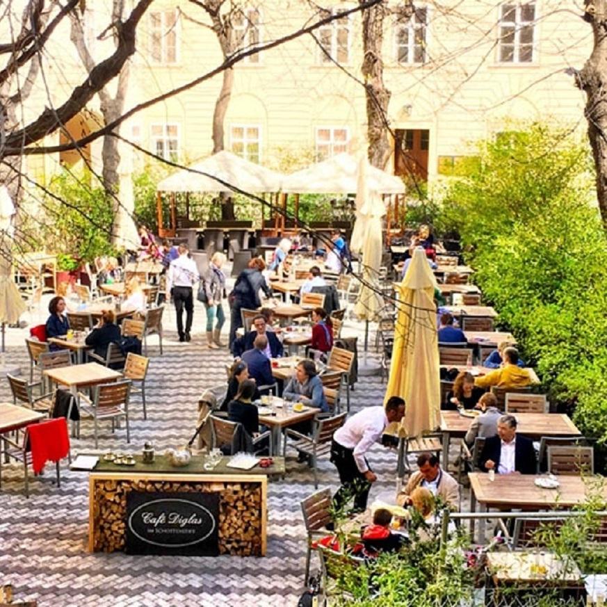 Abzocke bei Wiens Schanigärten (Bild: Cafe Diglas)