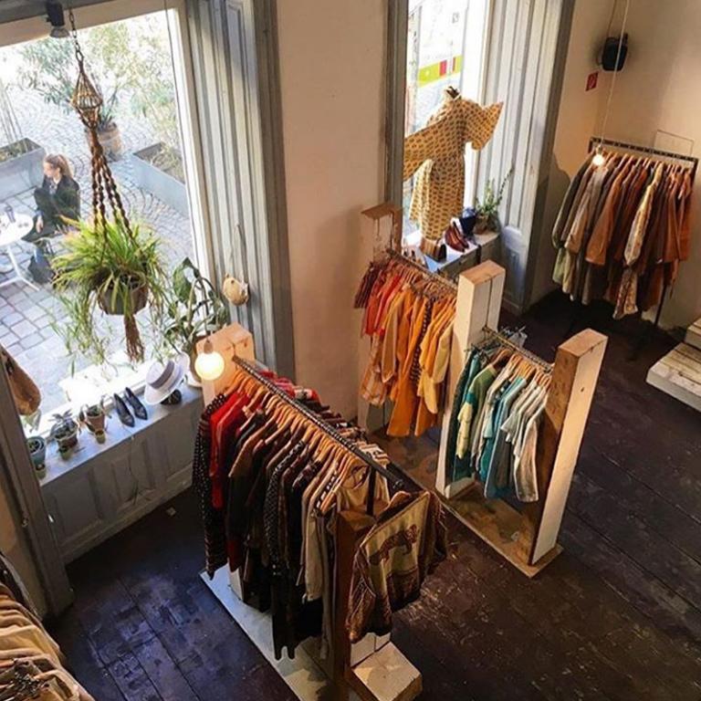 Die 5 besten Vintage-Shops in Wien (Bild: Burggasse24)