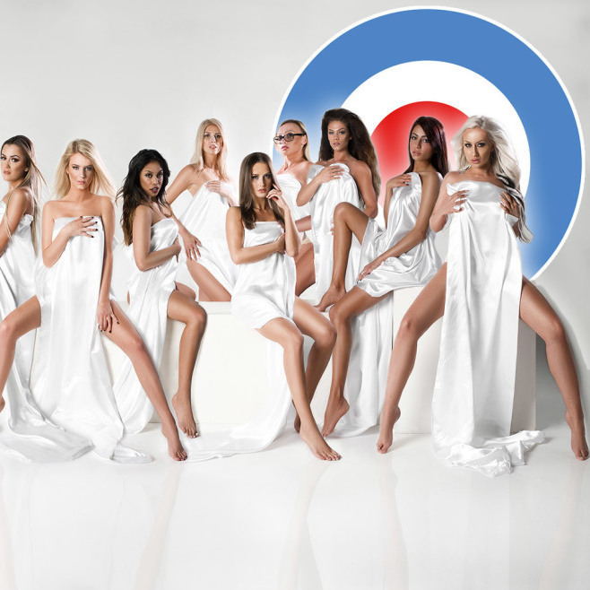 Das sind die 15 heißen Miss-Vienna-Kandidatinnen! (Bild: Klaus Hainisch)