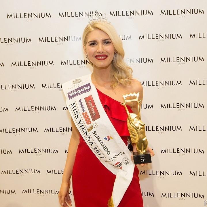 """""""Miss Vienna"""" sagt für """"Miss Austria""""-Wahl ab (Bild: Thomas Busek)"""