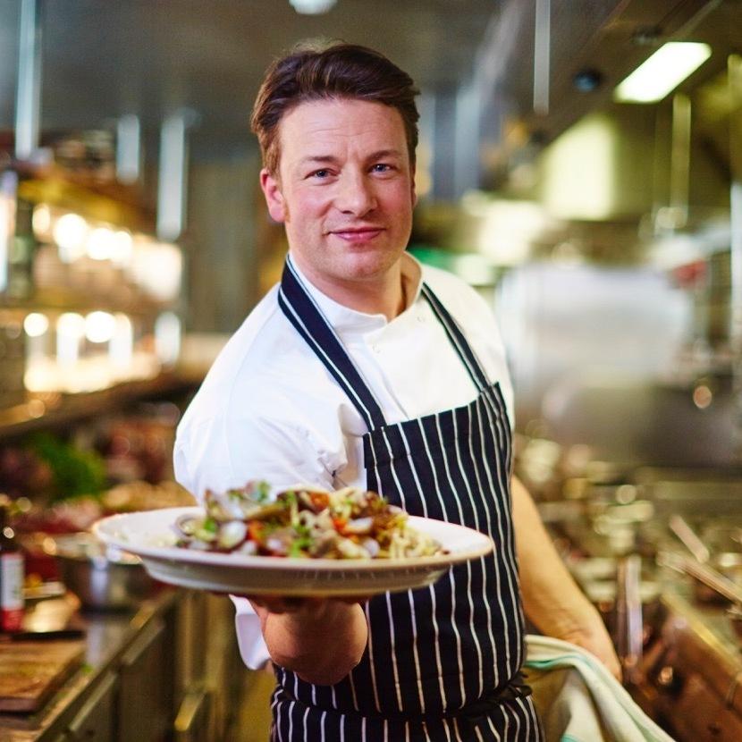 Fernsehkoch sucht Gastro-Stars der Stadt (Bild: Jamie Oliver)