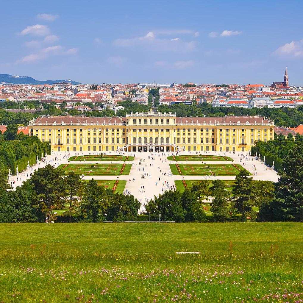 Schönbrunn ist die Top-Touristenattraktion im Netz (Bild: thinkstockphotos.de)