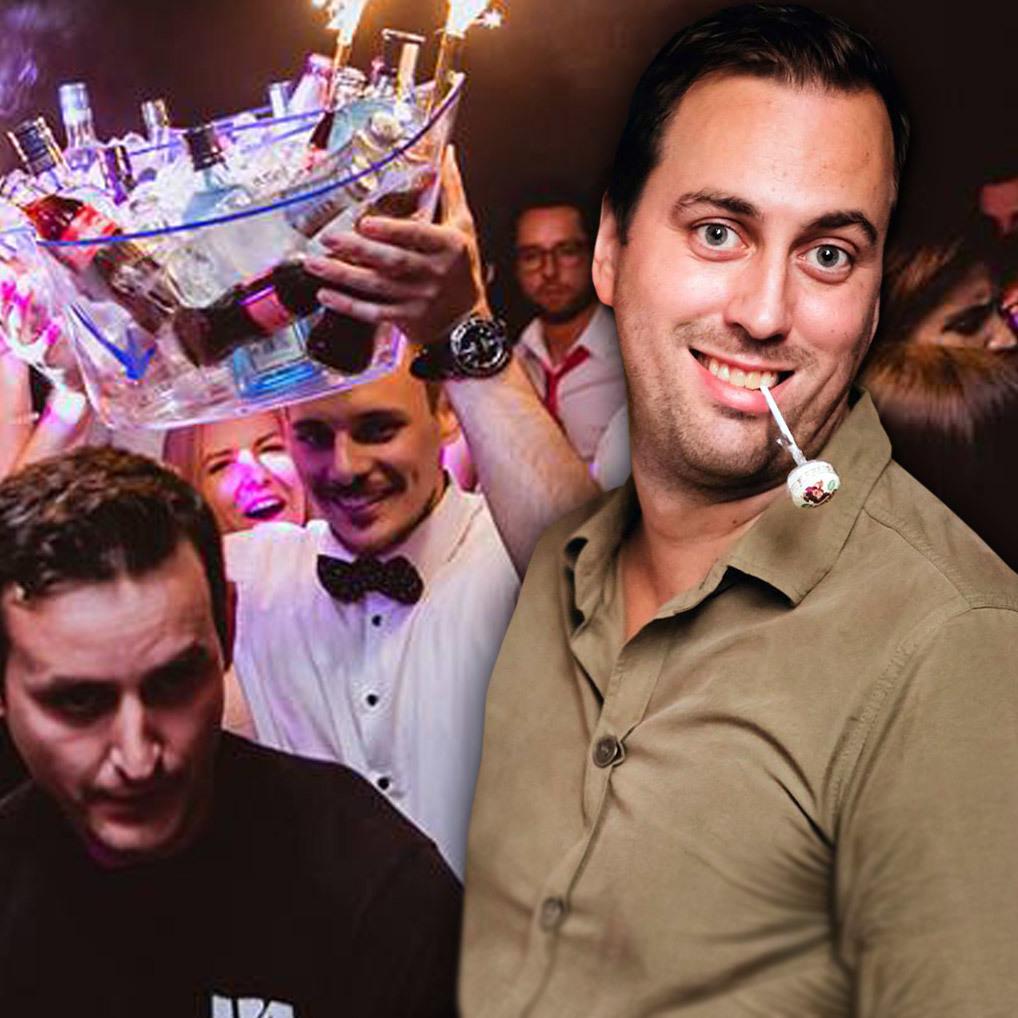 Philipp: Jeder Veranstalter trinkt über den Durst! (Bild: Behave/ Maximilian Röder)