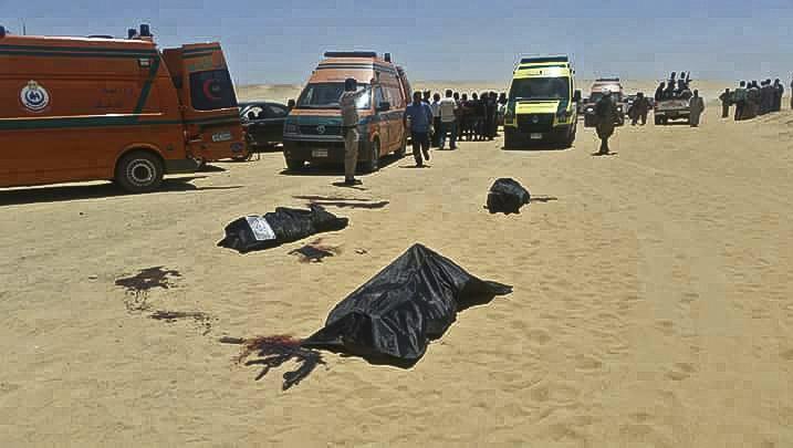 Ägypten: Fast 30 Christen sterben bei Angriff auf Bus