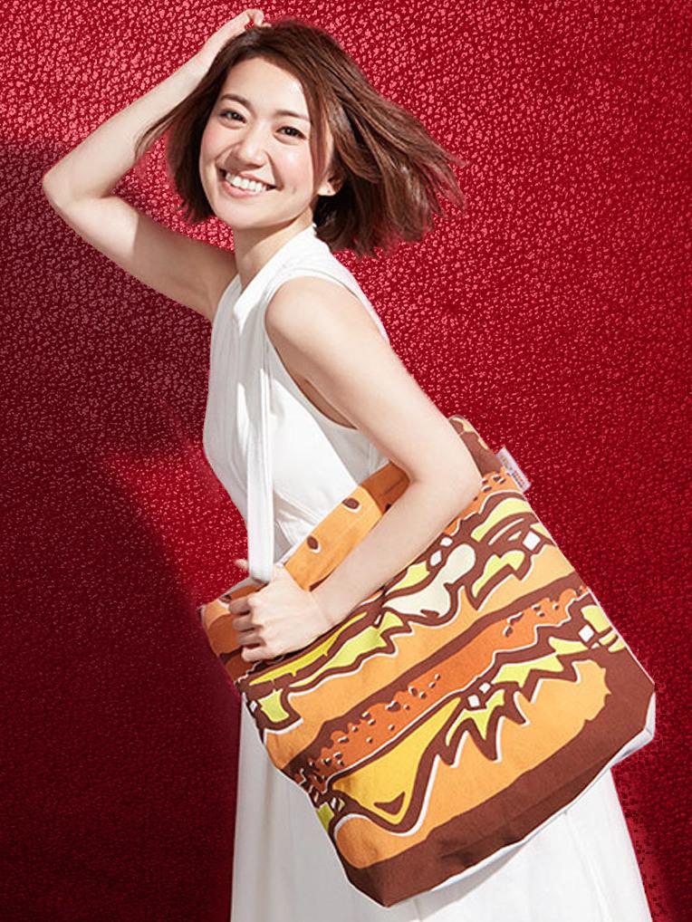 "McDonald's launcht eigene Mode-Kollektion (Bild: Rakuta/ Beams x McDonald""s)"