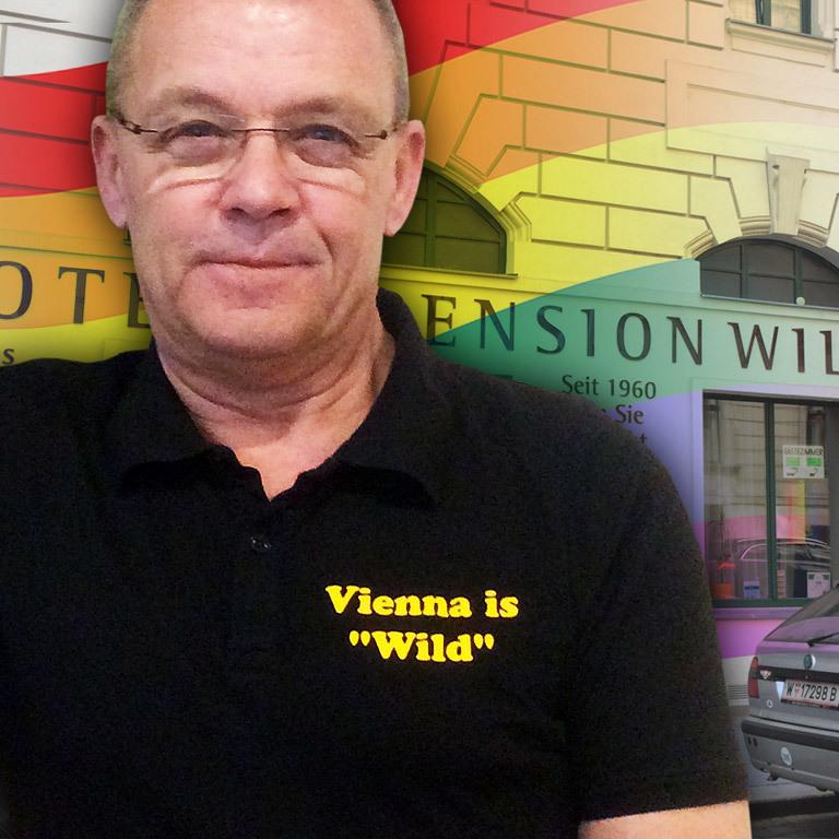 """Wild: """"Homosexuelle sind keine Cash-Cows!"""" (Bild: City4U)"""