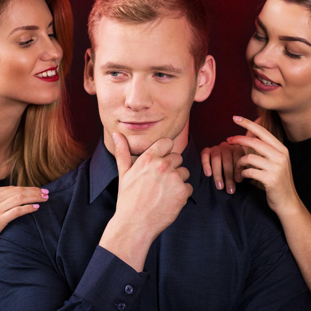 Polyamorie: Lust auf mehr als einen Partner? (Bild: Thinkstockphotos.de)