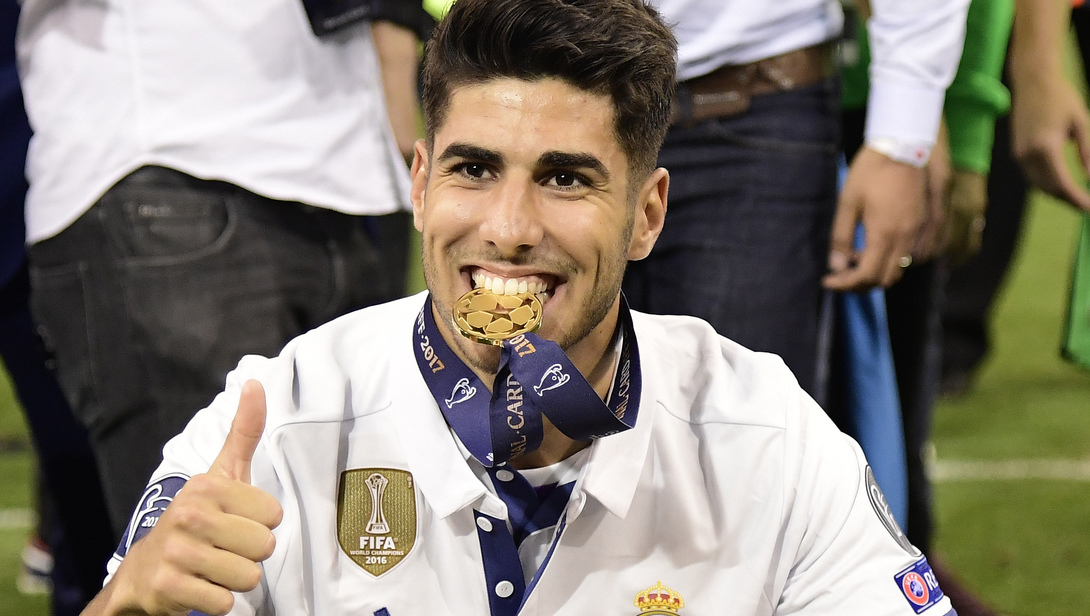 350-Millionen-Klausel: Real bindet Asensio