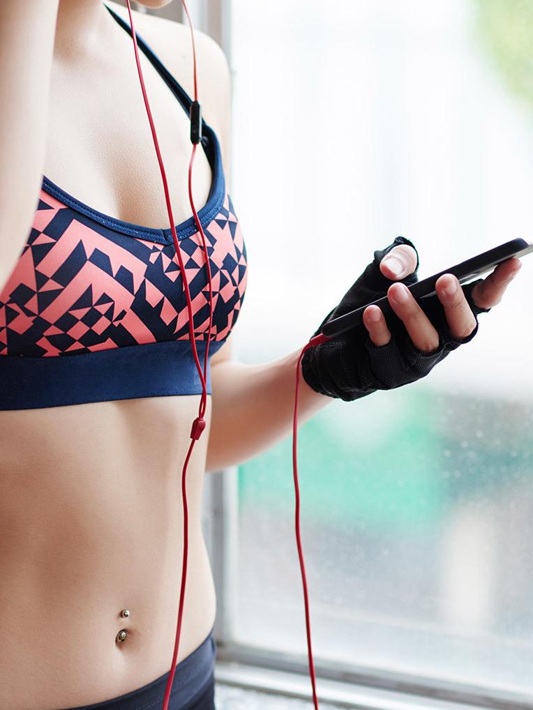 Die 5 besten Fitness-Apps (Bild: thinkstockphotos)