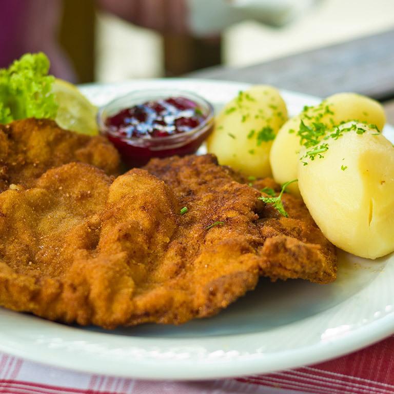 Erstes Schnitzel-Festival in Wien geplant (Bild: thinkstockphotos.de)