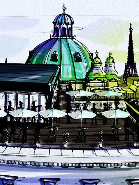 Pop-Up-Tipp: Neue Rooftop-Bar eröffnet in Wien! (Bild: Kleinod)