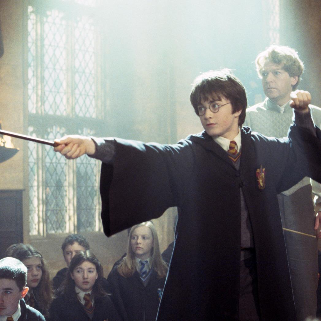 Online: Bewerbung für Hogwarts möglich! (Bild: Harry Potter)