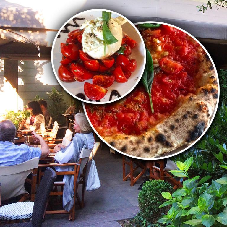 Zur perfekten Pizza in nur 90 Sekunden (Bild: Julia Ichner)