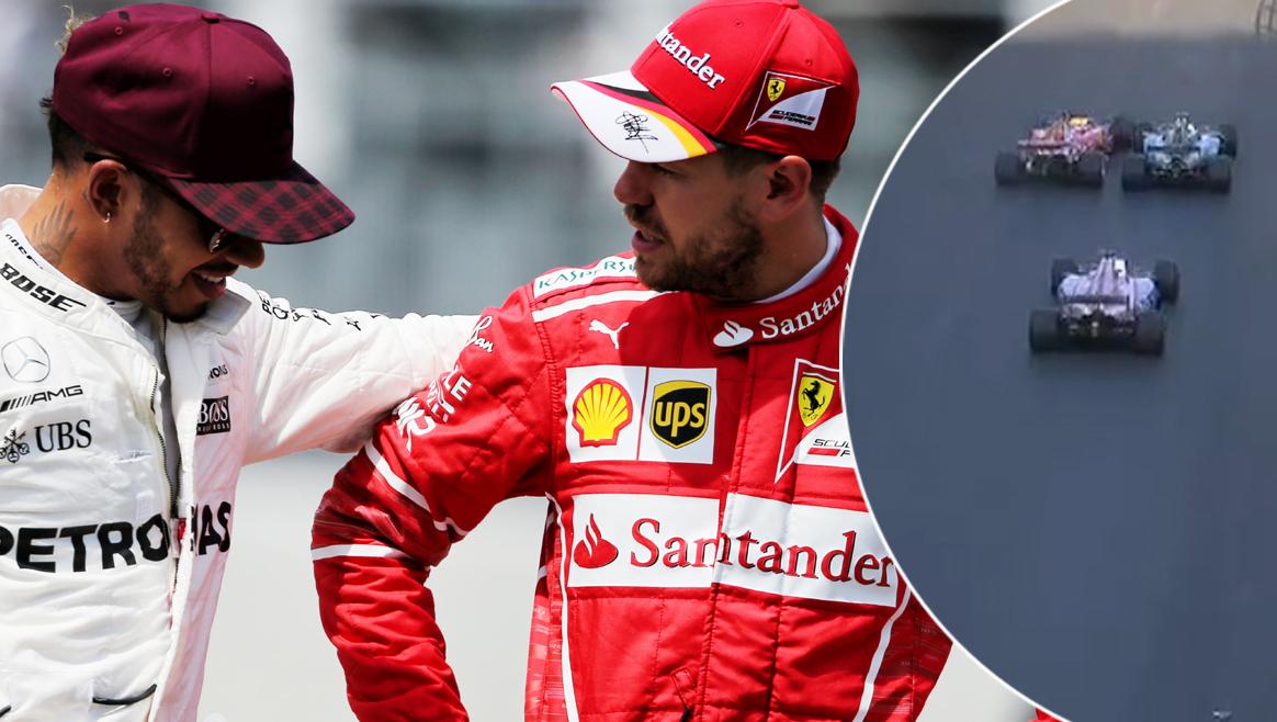 Hamilton übertrifft mit Pole Position in Baku Senna-Marke