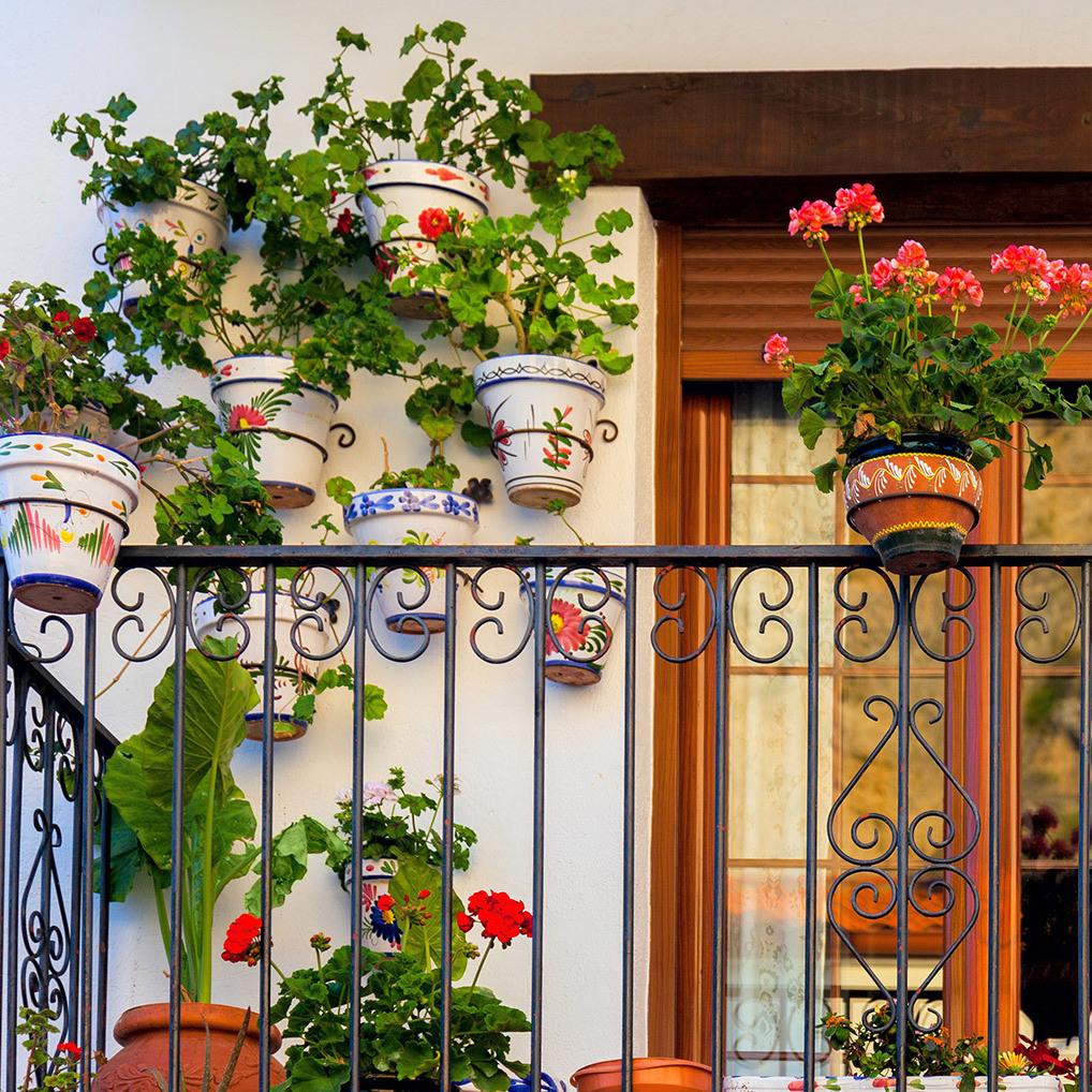 Sommer-Tipp: So wird der Balkon zur Wohlfühloase (Bild: Thinkstockphotos.de)