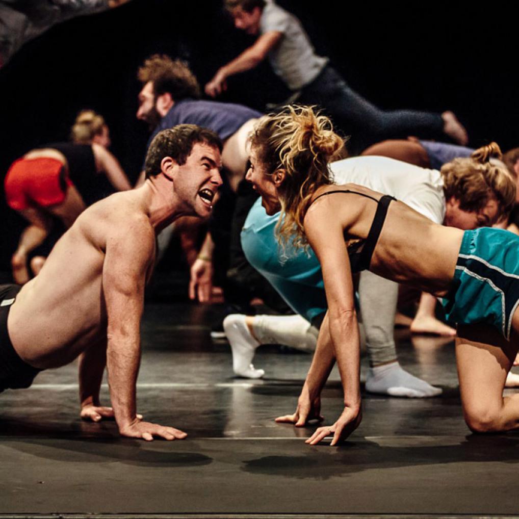 Von Yoga bis Nackttanz: ImPulsTanz erneut in Wien (Bild: Guido Mencari)