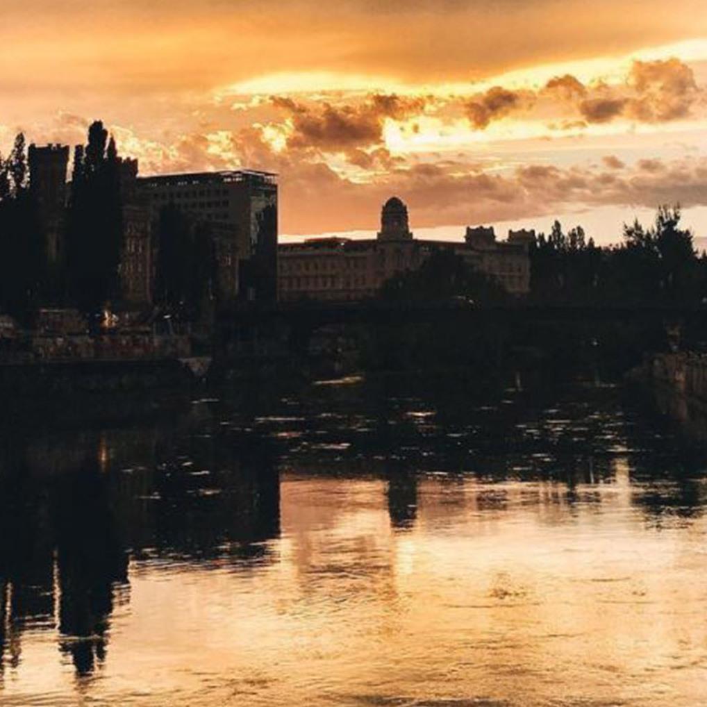 Die besten Plätze für schöne Sonnenuntergänge (Bild: instagram.com/kathmo)