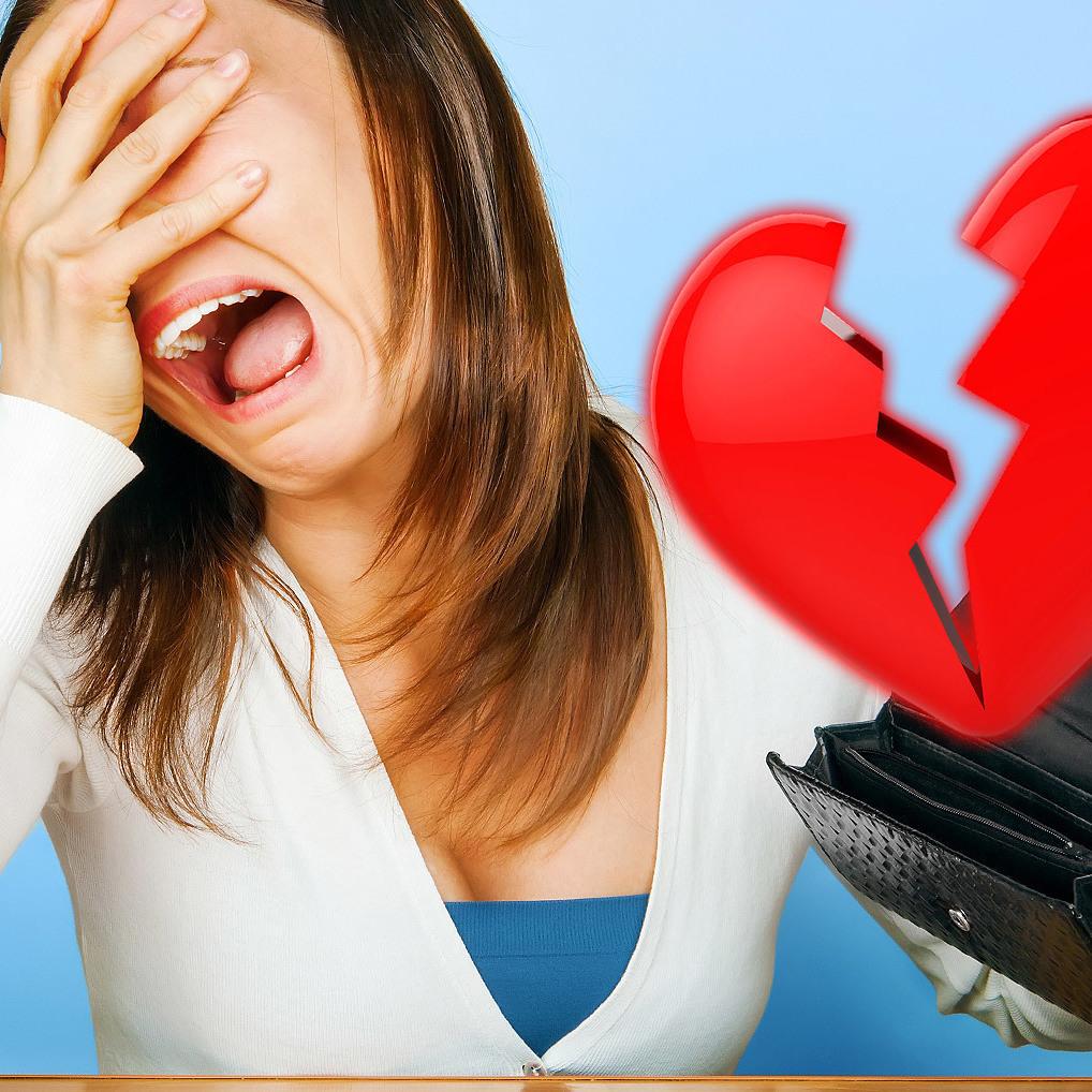 Online-Liebesschwindel als große Geldfalle (Bild: Thinkstockphotos.de)