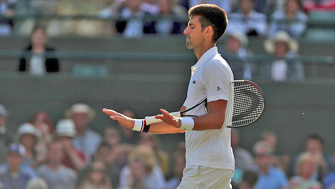 Vorzeitiges Saisonende für Djokovic