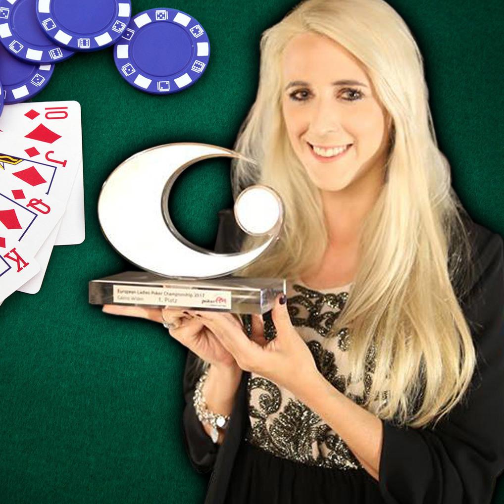 Blonde Schönheit wird erste Poker-Europameisterin (Bild: Casinos Austria / Thinkstockphotos.de)