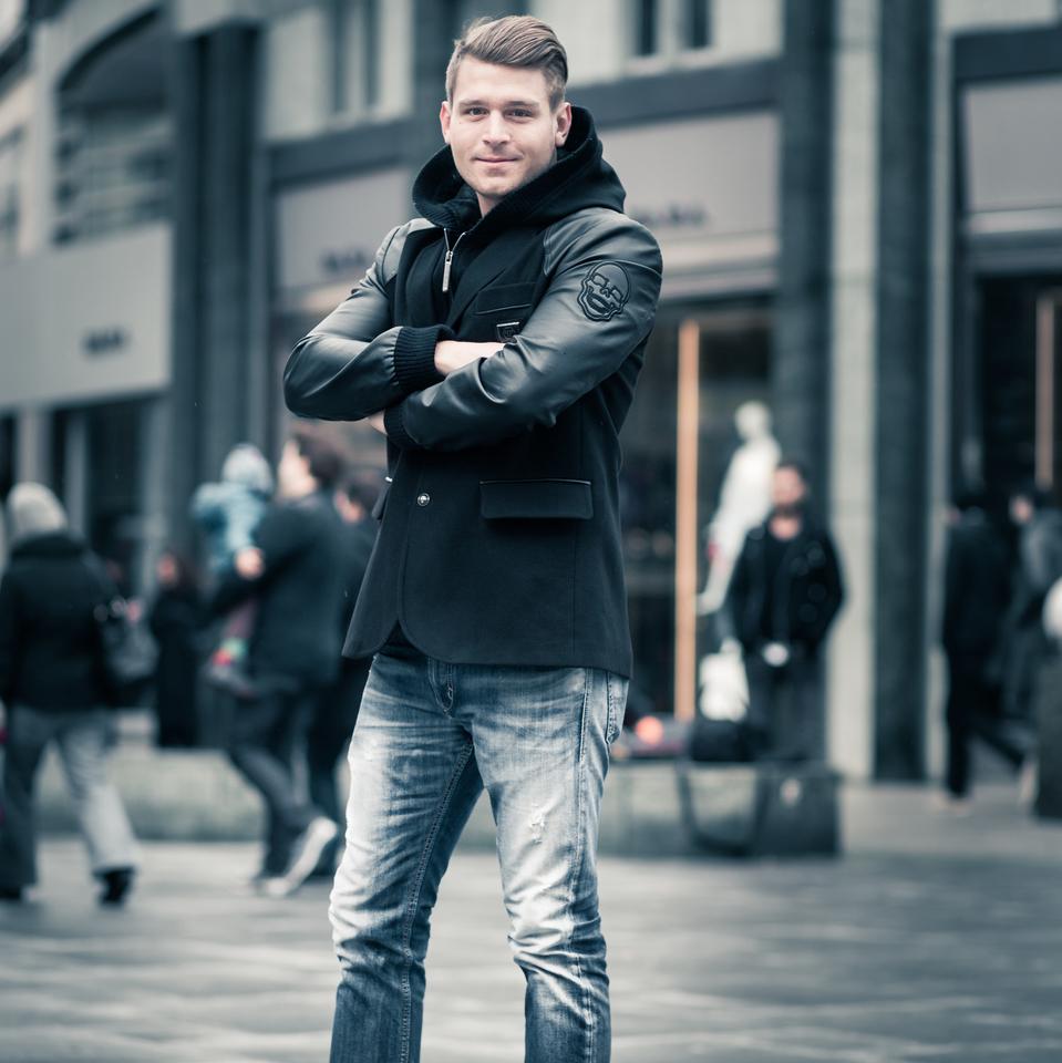 Mit City4U zum Mister Vienna Casting 2017! (Bild: ©2016 Klaus Hainisch)