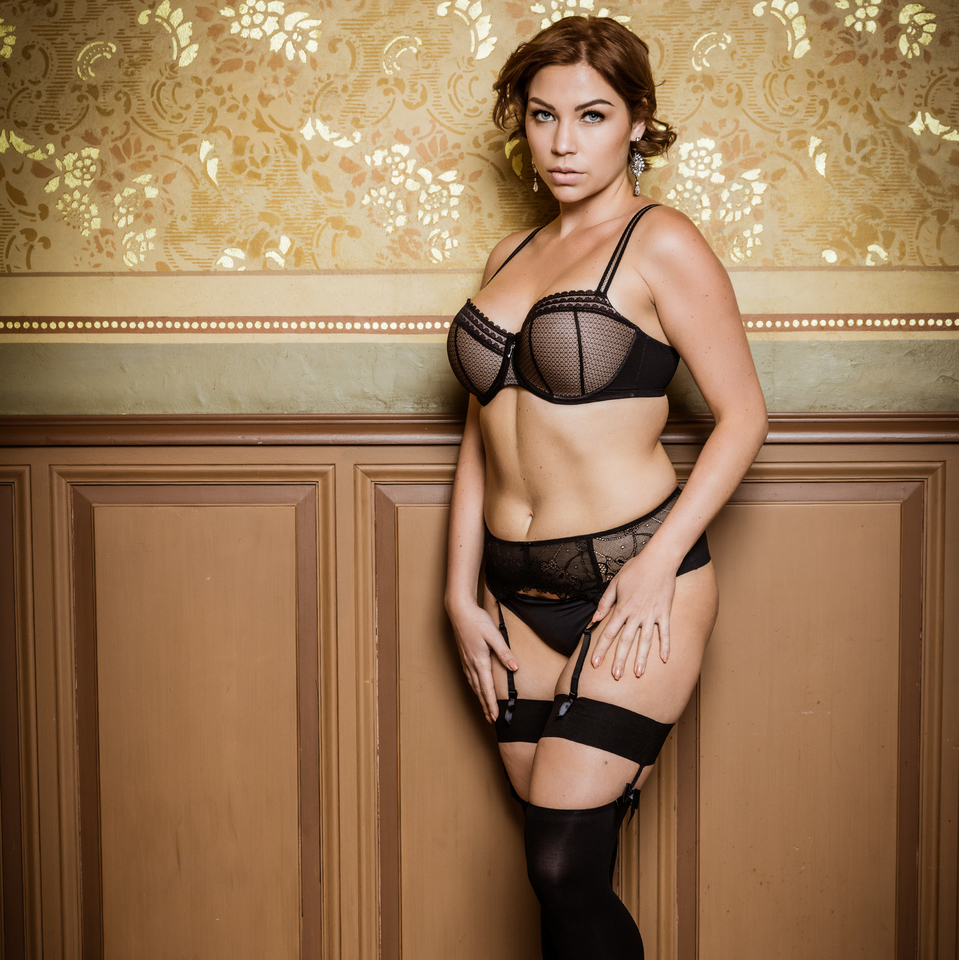 Wienerin begeistert TV-Jury in sexy Dessous (Bild: © RTL II - Magdalena Possert)