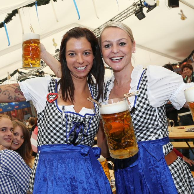 Die coolsten Trachten-Partys in und rund um Wien (Bild: Kronen Zeitung / Tomschi)