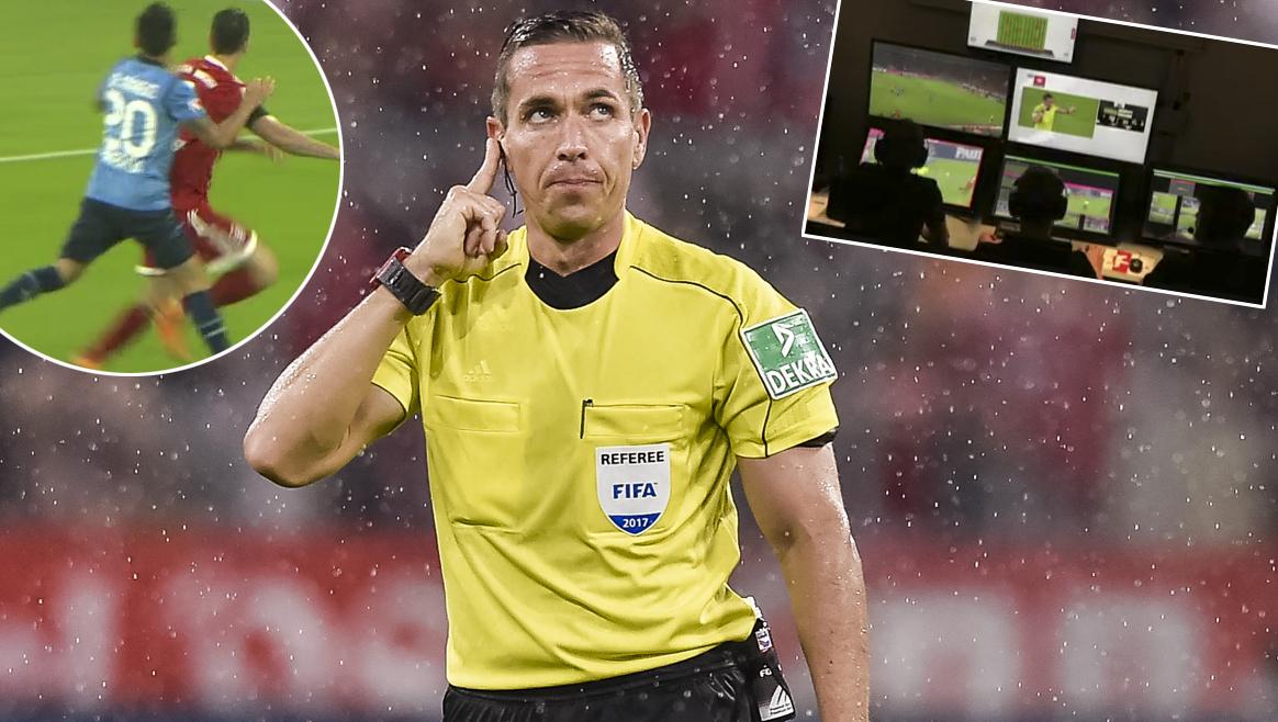 Schiedsrichter und DFB loben Videobeweis
