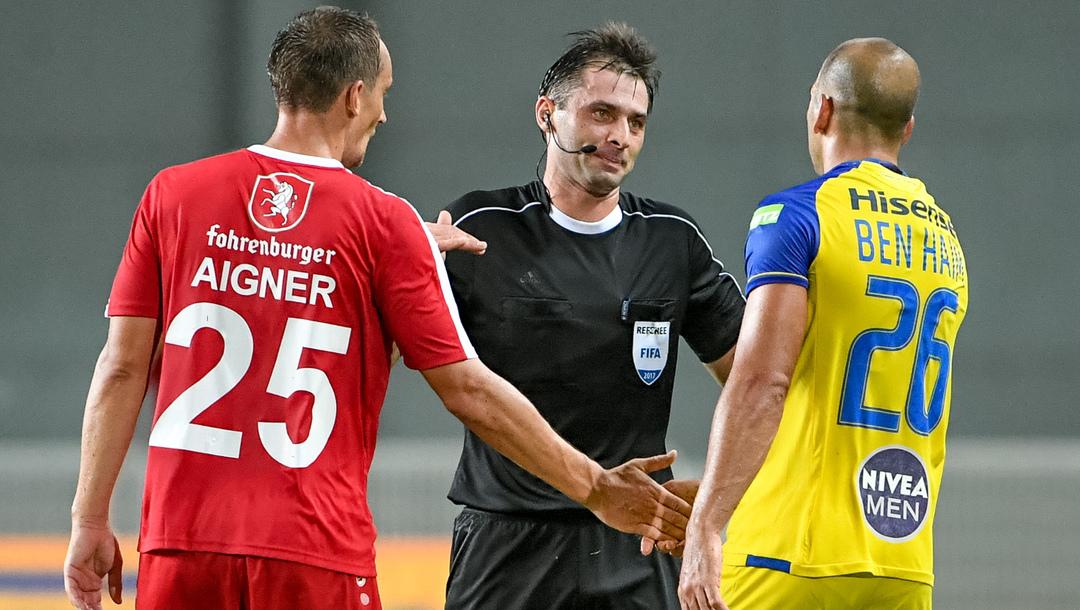 Europa League: Altach scheitert knapp an Maccabi