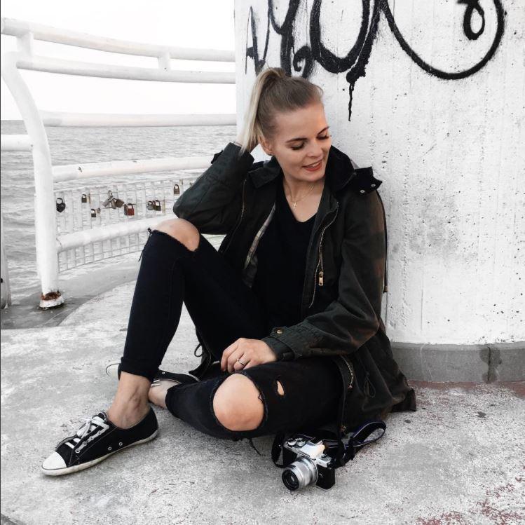 """Katy Fox: """"Langeweile gibt es bei mir nicht mehr!"""" (Bild: instagram.com/katy_fox)"""