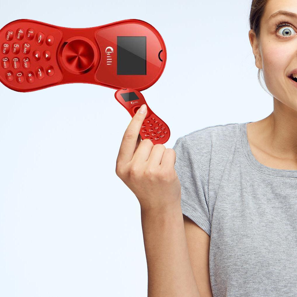 Nach Fidget-Spinner: Jetzt auch noch ein Handy (Bild: Stock.Adobe.Com / Chilli International)