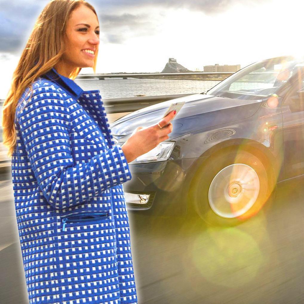 Konkurrenzkampf: Neue Taxi-App startet in Wien (Bild: © Taxify)