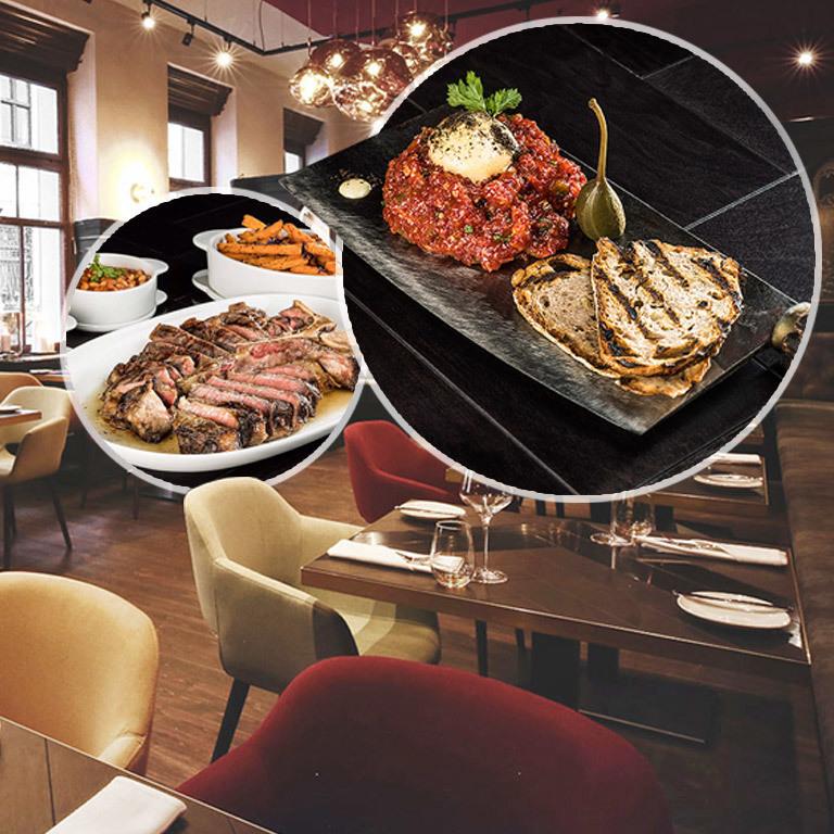 Ein Stück Genuss: Steak-Liebe mitten im Achten (Bild: Beef & Glory)