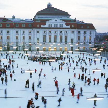 """Droht dem Wiener Eislaufverein die """"Eisschmelze""""? (Bild: Wiener Eislaufverein)"""