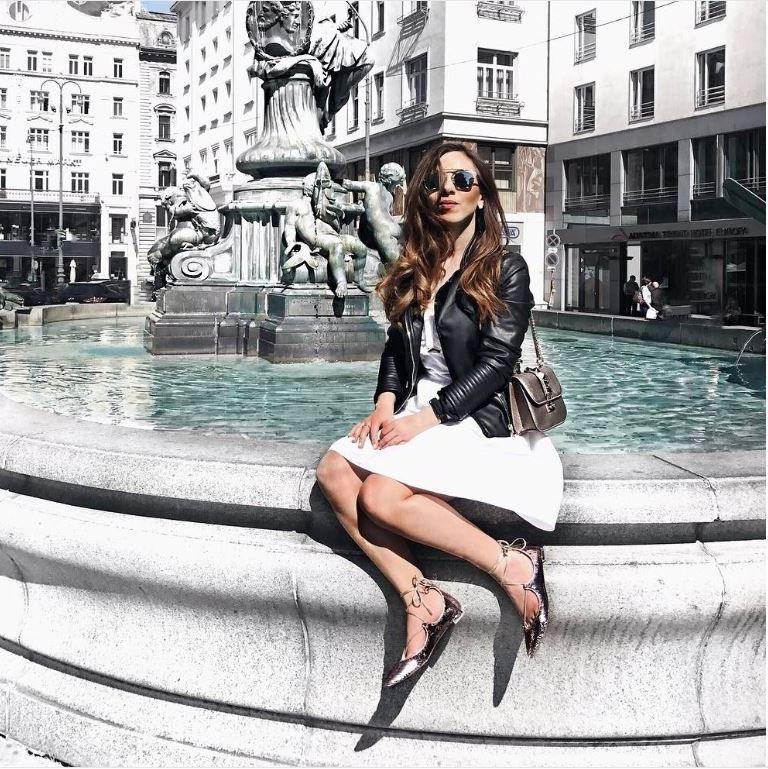 """""""Eine Kosmetikmarke wollte mich als Werbegesicht"""" (Bild: instagram.com/dolce_petite)"""