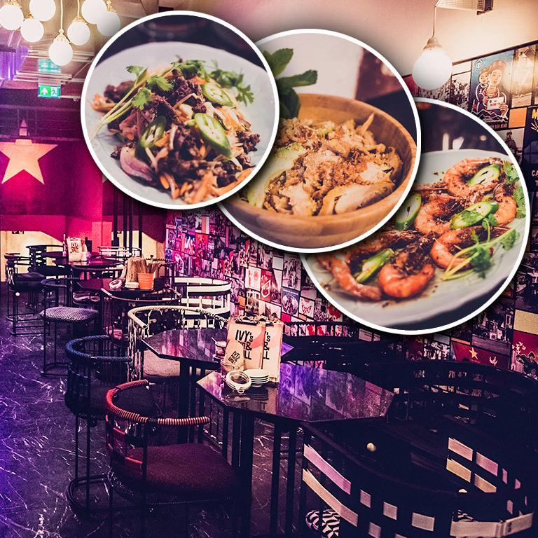 """Neu eröffnet: Vietnamesische Küche mitten in Wien (Bild: Ivy""""s Pho & Grill)"""