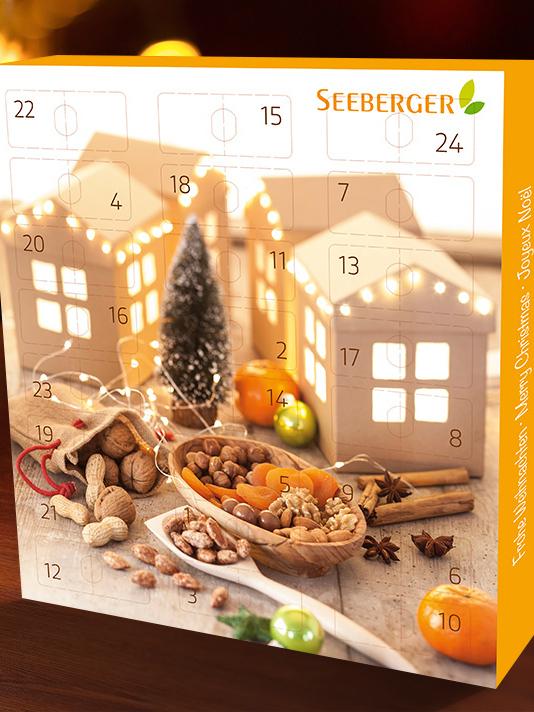 City4U verlost drei Seeberger Adventskalender (Bild: Seeberger)