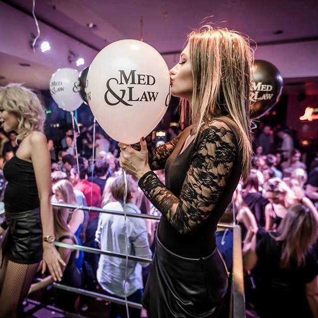 Med & Law Single Night im Chaya Fuera (Bild: Sirwan Aminy)