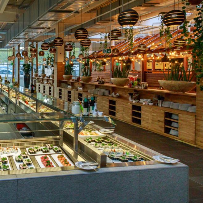 Das sind die neuen Gourmet-Hotspots der Stadt (Bild: Casper van Dort)
