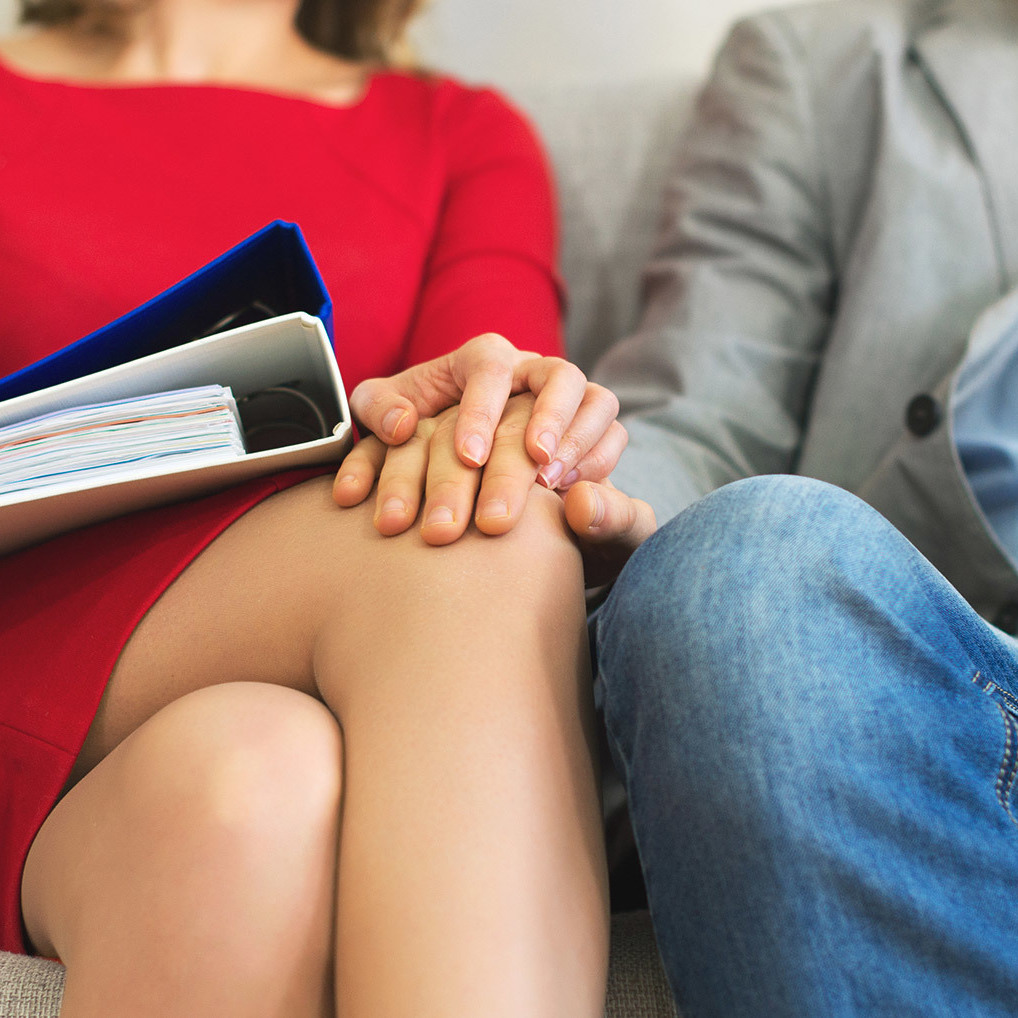 Jeder 7. Wiener führt eheänliche Beziehung im Büro (Bild: stock.adobe.com)